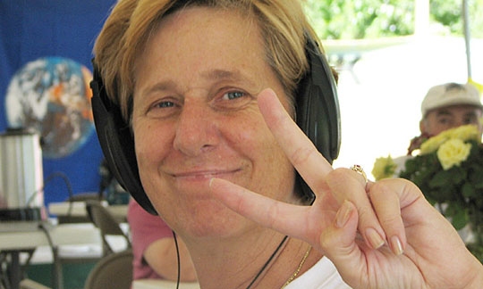 Cindy Sheehan 9/11 Truth