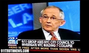 Bob McIlvaine Talks WTC 7 on FOX News with Geraldo Rivera