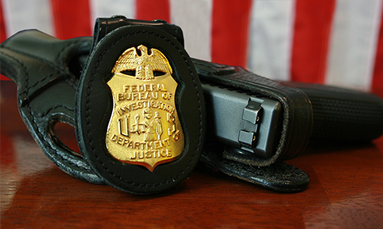 FBI_Badge_&_gun