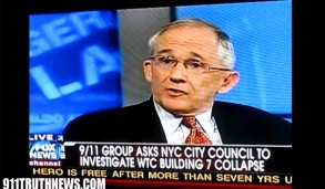 Bob McIlvaine Talks WTC 7 on FOX News with Geraldo Rivera