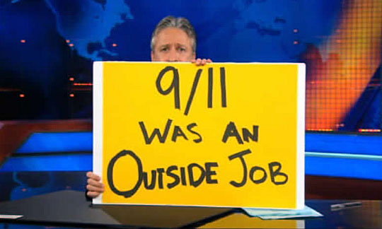 Jon Stewart 9/11
