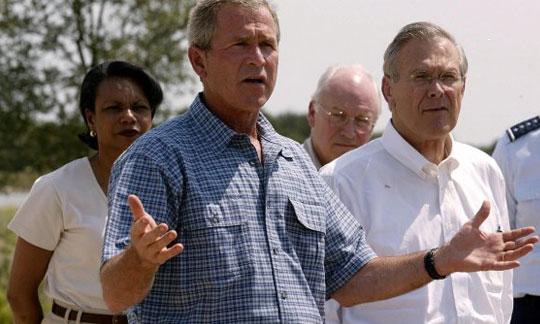 bush-cheney-rumsfeld-rice-911-truth