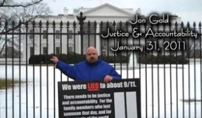jon_gold_white_house_civil_disobedience_for_911_truth