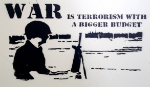 war_is_terrorism