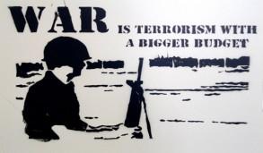 war_is_terrorism
